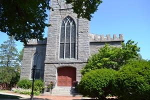 Unitarian Church built in Salem in 1629