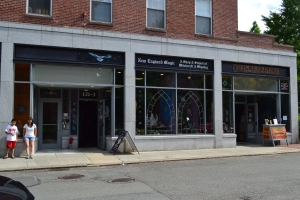 A few of the sensationalized shops