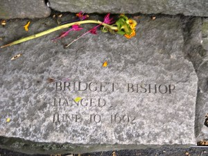 Bridget Bishop- Hanged 1692