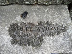Samuel Wardwell-Hanged 1692
