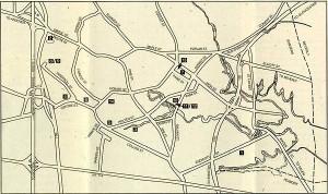Old Danvers Map