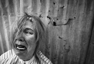 A Miserable Insane Woman