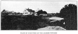 gallows hill according to Perley's History of Salem