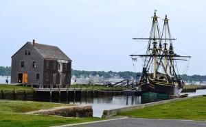 Maritime History Replica