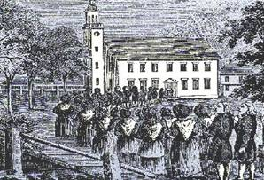 Historical Period: Puritans in Salem - CliffsNotes