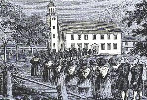 Puritan congregation